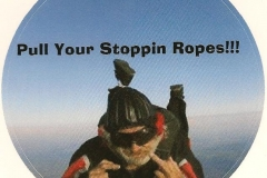stopping ropes